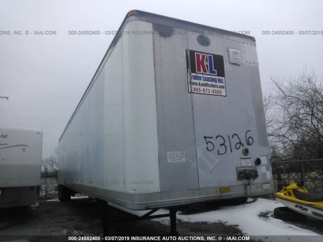 GREAT DANE TRAILERS VAN