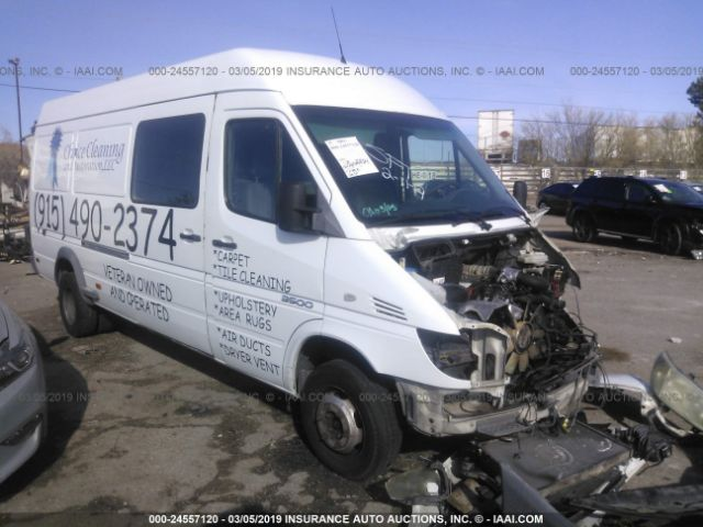 click here to view 2003 SPRINTER 3500 SPRINTER at IBIDSAFELY
