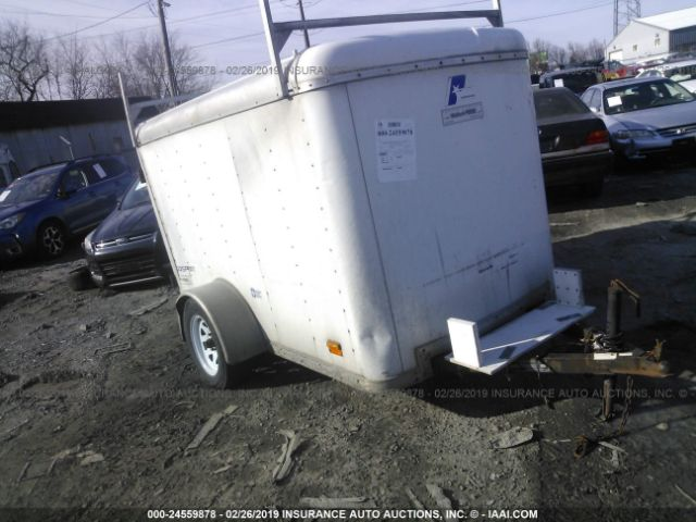 2005 PACE AMERICAN TRAILER - Small image. Stock# 24559878