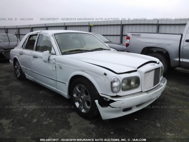 2002 BENTLEY ARNAGE - Small image. Stock# 24572917