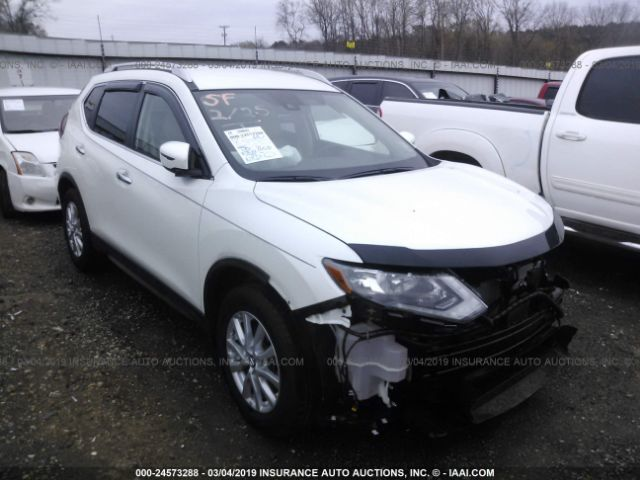click here to view 2019 NISSAN ROGUE SV FWD at IBIDSAFELY