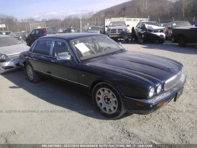 click here to view 2000 JAGUAR VANDENPLAS at IBIDSAFELY