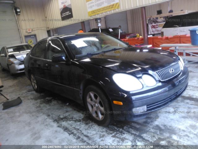 click here to view 2001 LEXUS GS at IBIDSAFELY