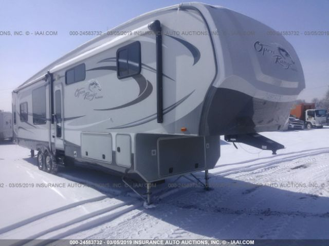 2011 OPEN RANGE RES416RLS - Small image. Stock# 24583732