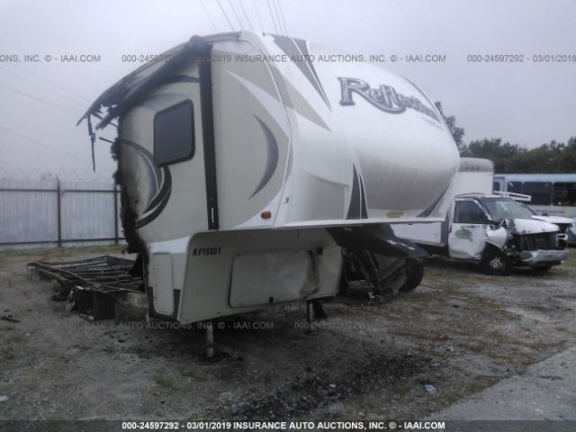 click here to view 2015 GRAND DESIGN HOOK ON TRAILER at IBIDSAFELY
