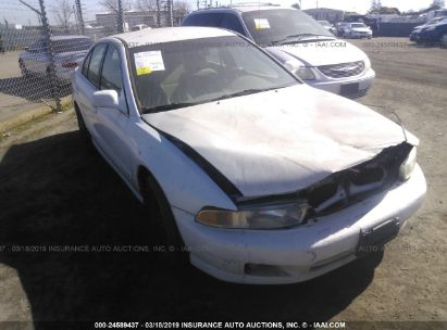 Salvage 1999 MITSUBISHI GALANT for sale