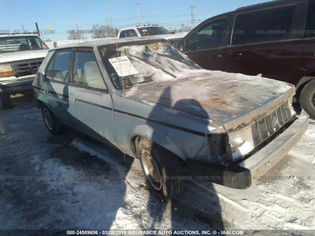 click here to view 1989 PLYMOUTH HORIZON at IBIDSAFELY
