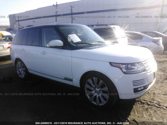 click here to view 2015 LAND ROVER RANGE ROVER at IBIDSAFELY