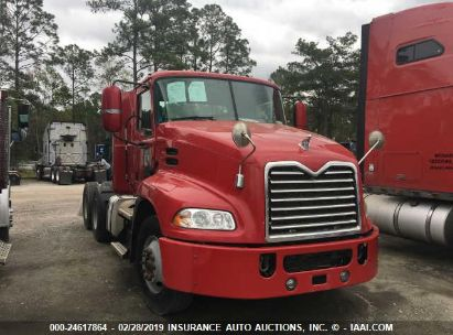 Salvage 2012 MACK CXU613 for sale