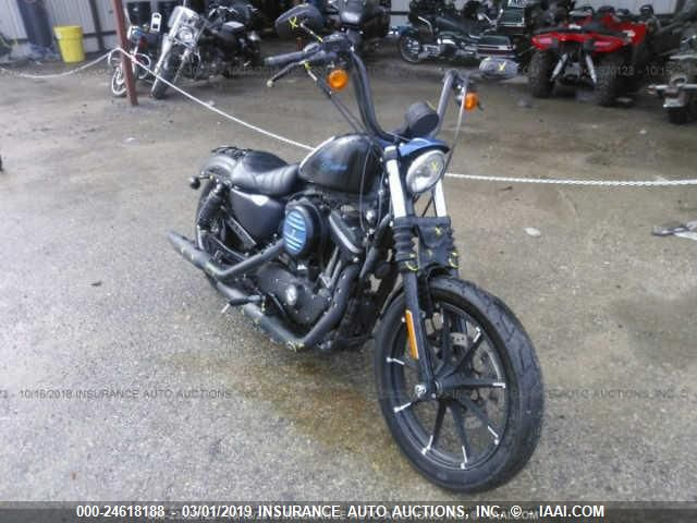 click here to view 2016 HARLEY-DAVIDSON XL883 at IBIDSAFELY
