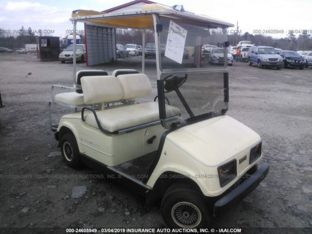 1984 YAMAHA GOLF CART - Small image. Stock# 24605949