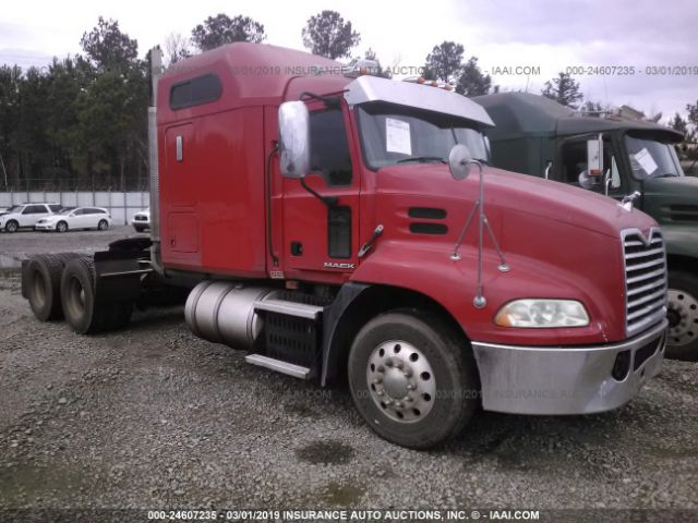 click here to view 2010 MACK CXU613 at IBIDSAFELY