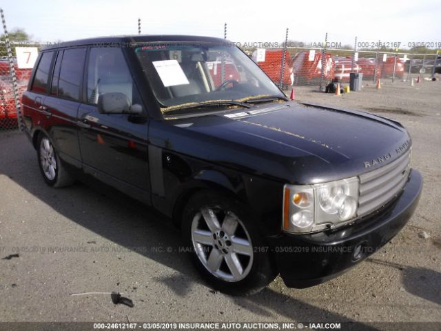 click here to view 2003 LAND ROVER RANGE ROVER at IBIDSAFELY