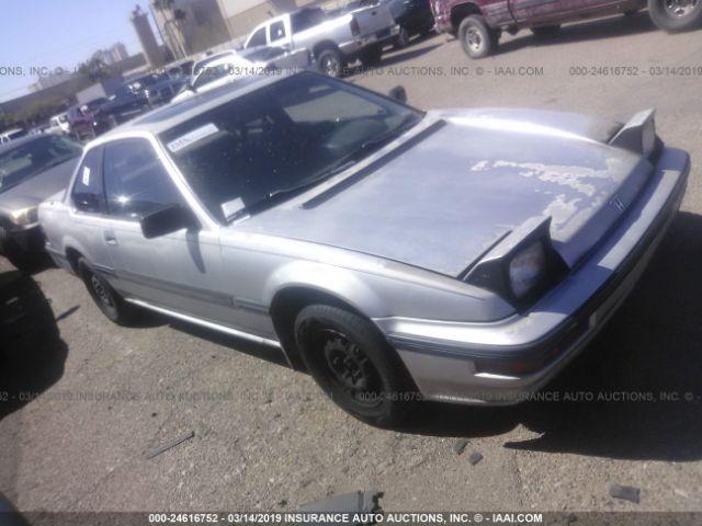 1989 HONDA 2.0S