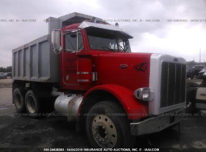 Salvage 1991 PETERBILT 357 for sale