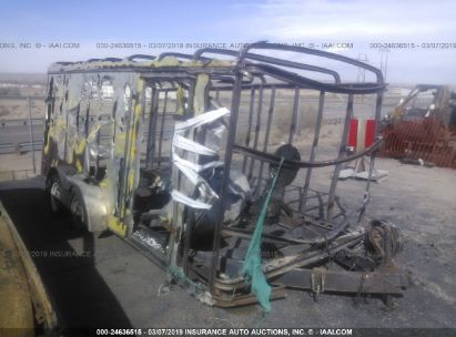 Salvage 2001 UNITED EXPRESS LINE INC TRAILER for sale