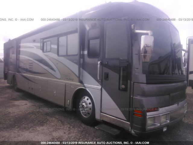 2003 SPARTAN MOTORS MOTORHOME - Small image. Stock# 24640488