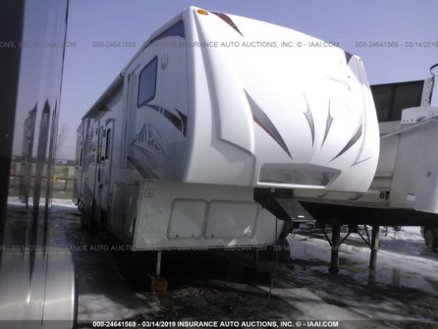 click here to view 2009 KEYSTONE RV RAPTOR at IBIDSAFELY