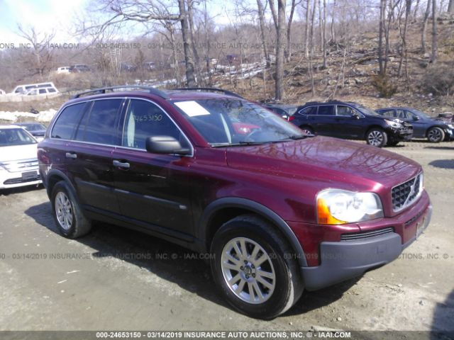 click here to view 2005 VOLVO XC90 at IBIDSAFELY