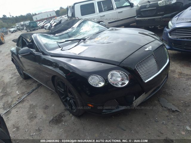 click here to view 2012 BENTLEY CONTINENTAL at IBIDSAFELY