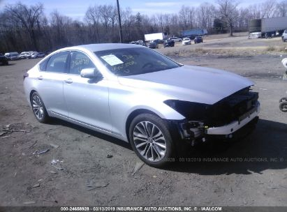 Salvage 2017 GENESIS G80 for sale