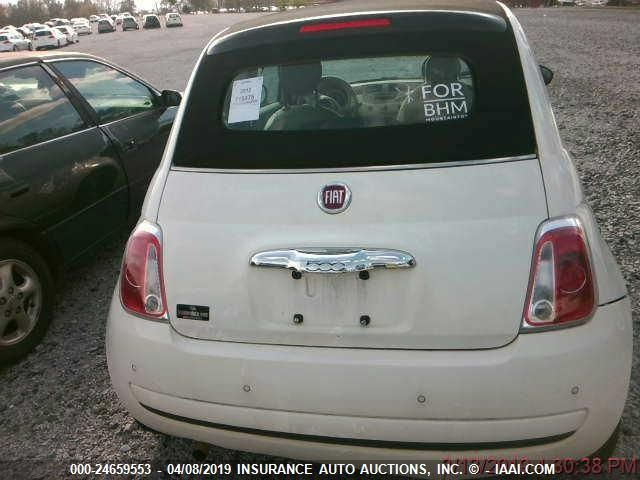 click here to view 2012 FIAT 500 at IBIDSAFELY