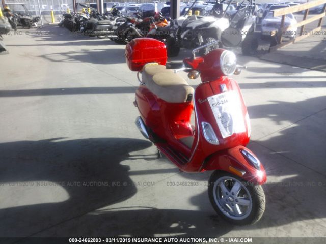 click here to view 2012 VESPA LX at IBIDSAFELY