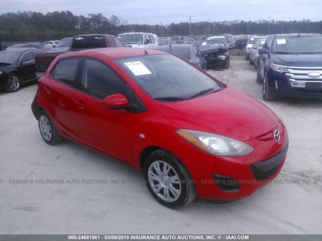 click here to view 2014 MAZDA MAZDA2 at IBIDSAFELY