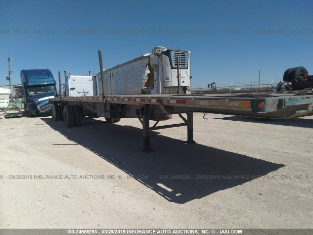 click here to view 2000 WABASH FLATBED at IBIDSAFELY