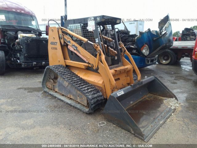 2007 CASE 450 CT SKID STEER - Small image. Stock# 24693486