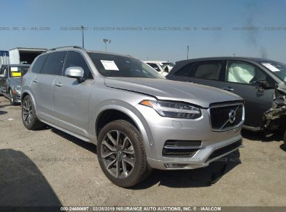 Salvage 2018 VOLVO XC90 for sale