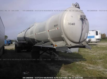 Salvage 2003 HEIL CO TANK for sale