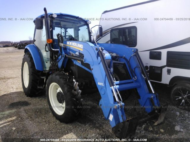 2014 NEW HOLLAND T4.75 - Small image. Stock# 24704459