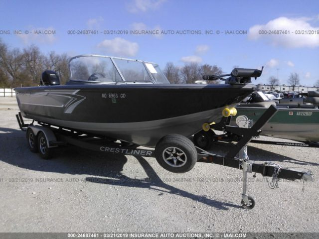 2016 CRESTLINER BOATS OTHER - Small image. Stock# 24687461