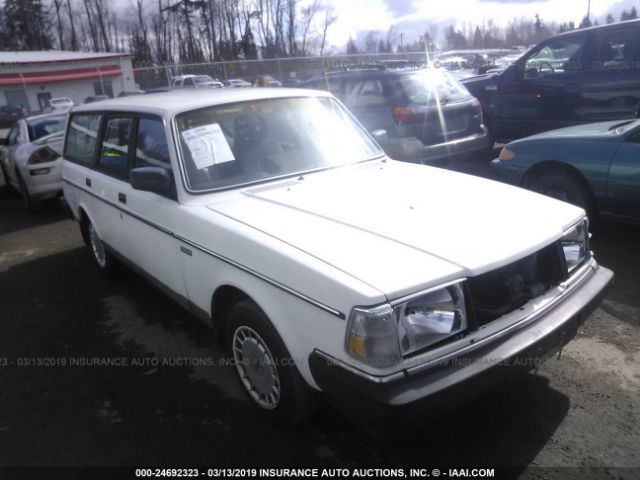 1989 VOLVO 245 - Small image. Stock# 24692323