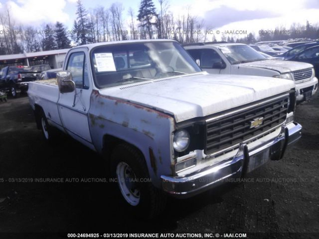 click here to view 1976 CHEVY PICKUP at IBIDSAFELY