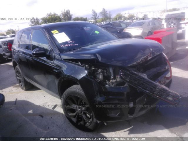 click here to view 2017 LAND ROVER DISCOVERY SPORT at IBIDSAFELY