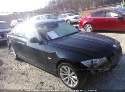 Salvage 2011 BMW 328 for sale