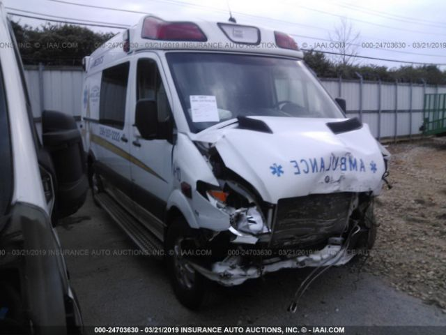 click here to view 2012 MERCEDES 2500 SPRINTER at IBIDSAFELY