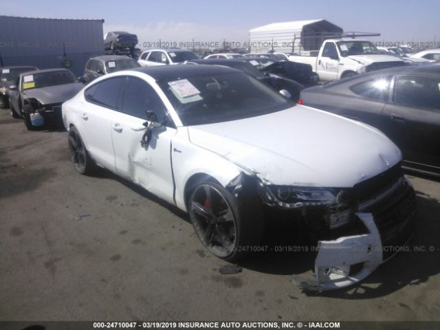 Salvage Repairable And Clean Title Audi A7 Vehicles For Sale Sca