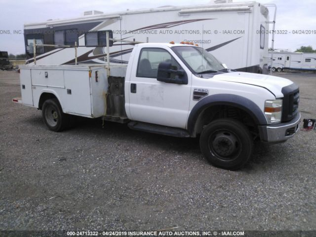 2008 FORD F550 - Small image. Stock# 24713322