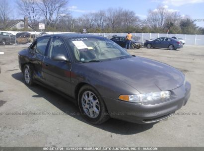 Salvage 2001 OLDSMOBILE INTRIGUE for sale