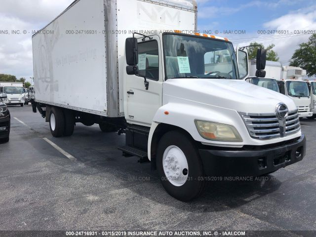 click here to view 2007 HINO HINO 268 at IBIDSAFELY