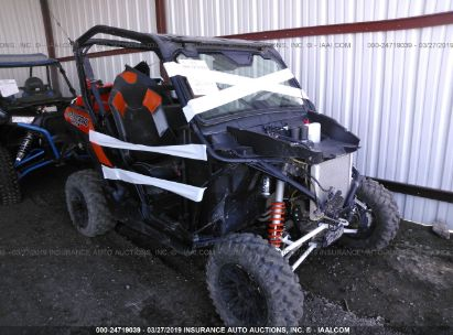 Salvage 2016 POLARIS GENERAL for sale