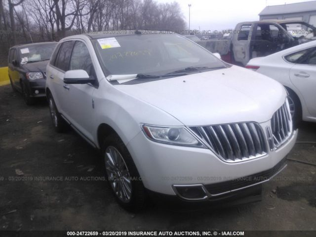 2013 LINCOLN MKX - Small image. Stock# 24722659