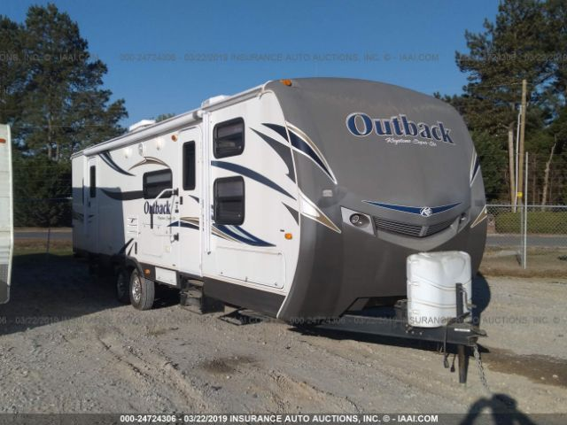 click here to view 2012 OUTBACK 301BQ at IBIDSAFELY