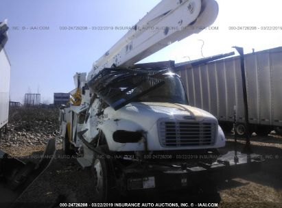 Salvage 2018 FREIGHTLINER M2 for sale