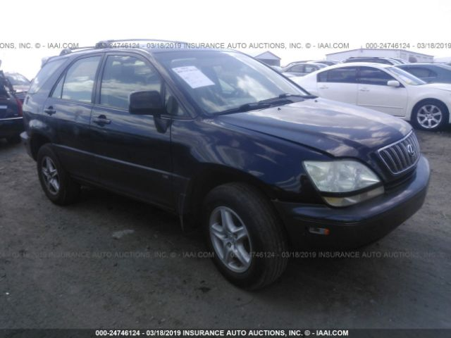 click here to view 2003 LEXUS RX at IBIDSAFELY