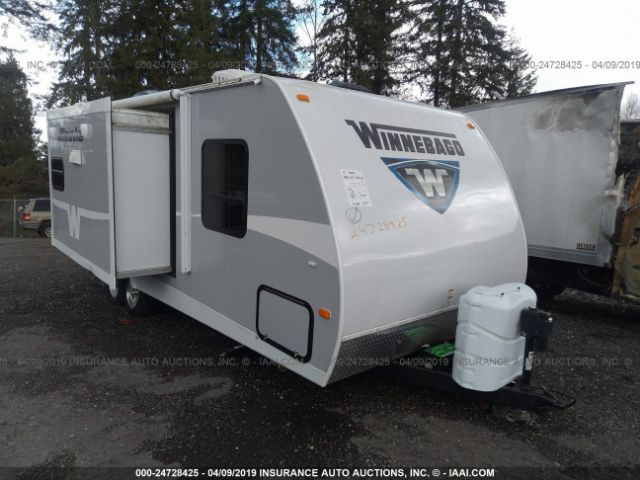 click here to view 2016 WINNEBAGO MINNIE 23 at IBIDSAFELY