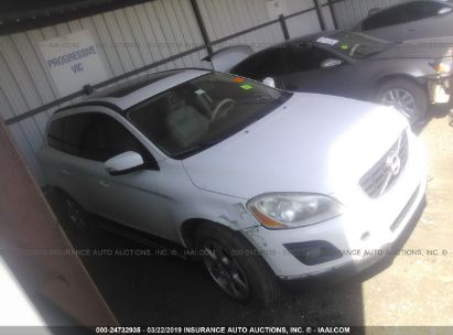 Salvage 2010 VOLVO XC60 for sale